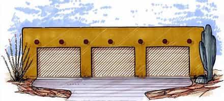 Garage Plan 54768