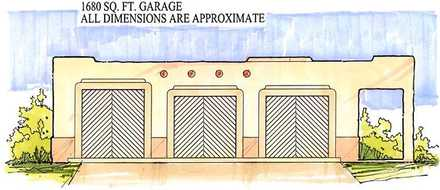 Garage Plan 54779