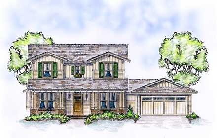 House Plan 56573