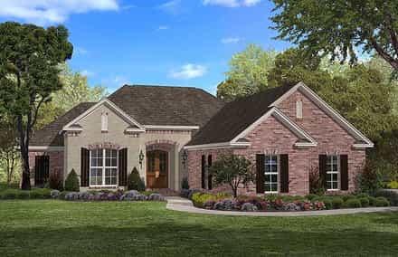 House Plan 56904