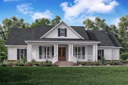 House Plan 56909