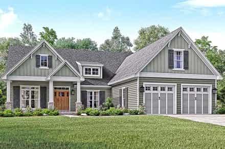 House Plan 56910