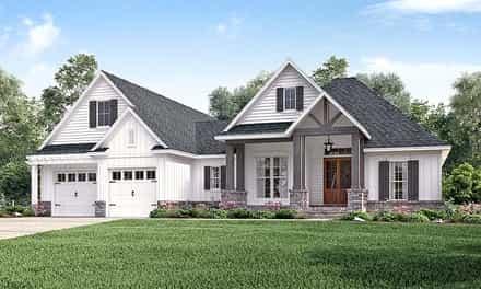 House Plan 56911