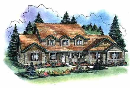 House Plan 58532
