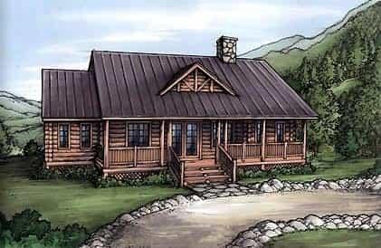 House Plan 58982
