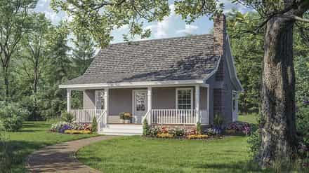 House Plan 59039