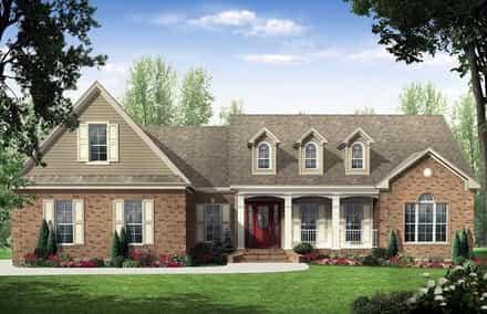 House Plan 59114