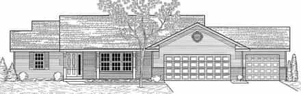 House Plan 59643