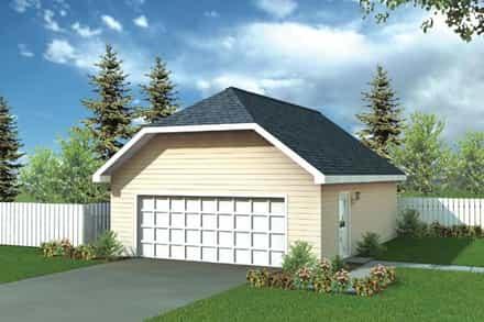 Garage Plan 6003