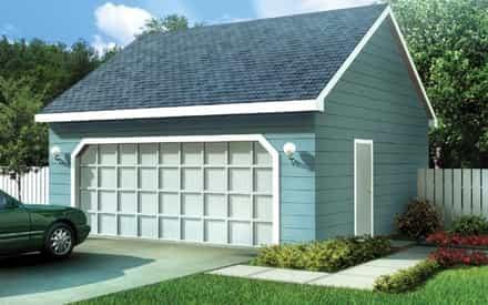 Garage Plan 6005