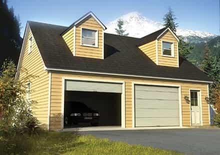 Garage Plan 6010
