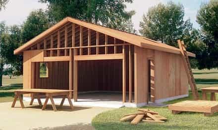 Garage Plan 6022