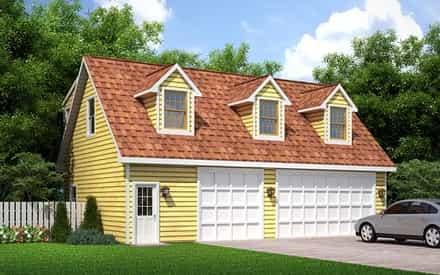 Garage Plan 6026