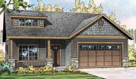 House Plan 60923