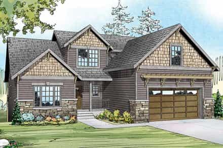 House Plan 60958
