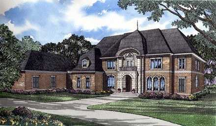 House Plan 61050
