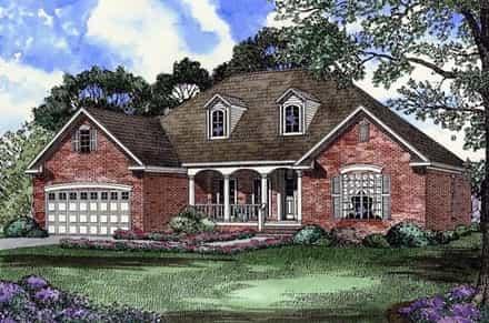 House Plan 61369