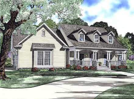 House Plan 61393