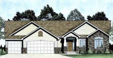 House Plan 62643