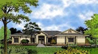 House Plan 63206