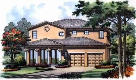 House Plan 63214