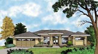 House Plan 63279