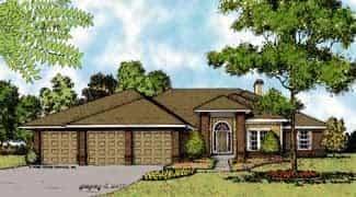 House Plan 63306