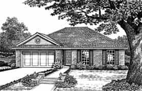 House Plan 66095