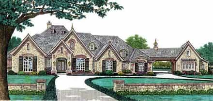 House Plan 66248