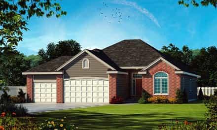 House Plan 66645