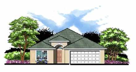 House Plan 66802