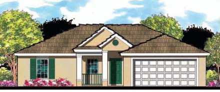 House Plan 66804