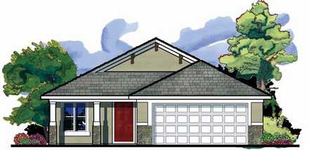House Plan 66807
