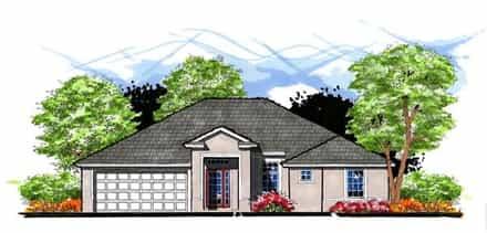 House Plan 66810