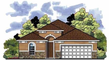 House Plan 66814