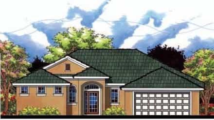 House Plan 66816