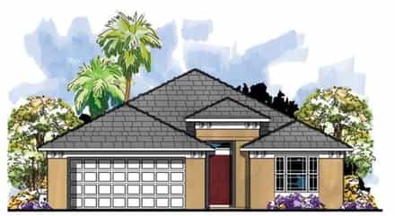 House Plan 66817