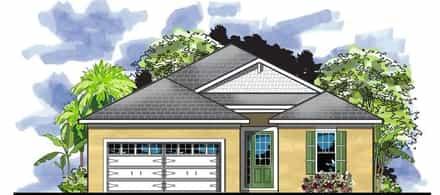 House Plan 66915