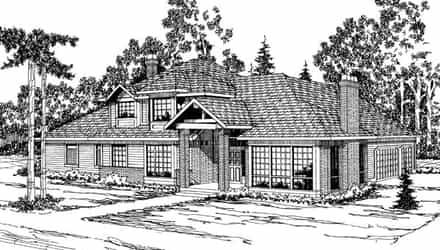 House Plan 69430