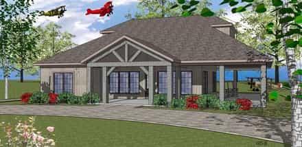 House Plan 72355