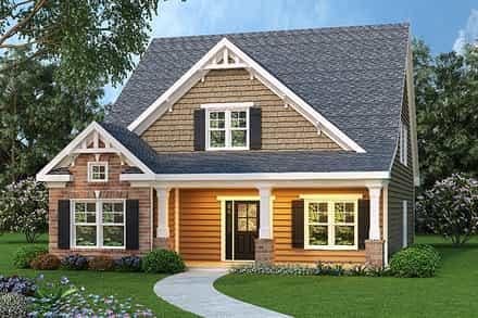 House Plan 72504