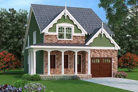 House Plan 72534