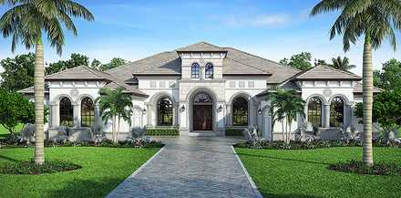 House Plan 72807