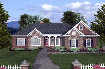 House Plan 74810