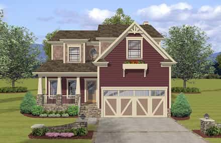 House Plan 74869