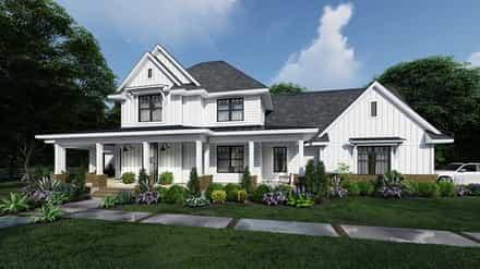 House Plan 75164