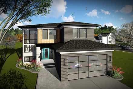 House Plan 75436