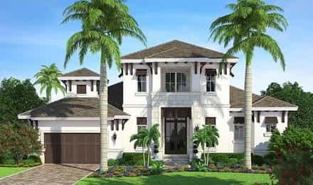 House Plan 75931