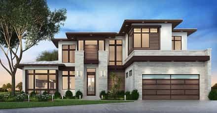 House Plan 75977