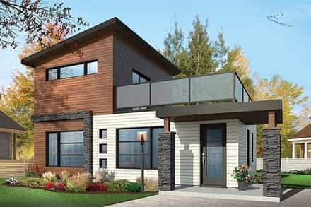 House Plan 76461